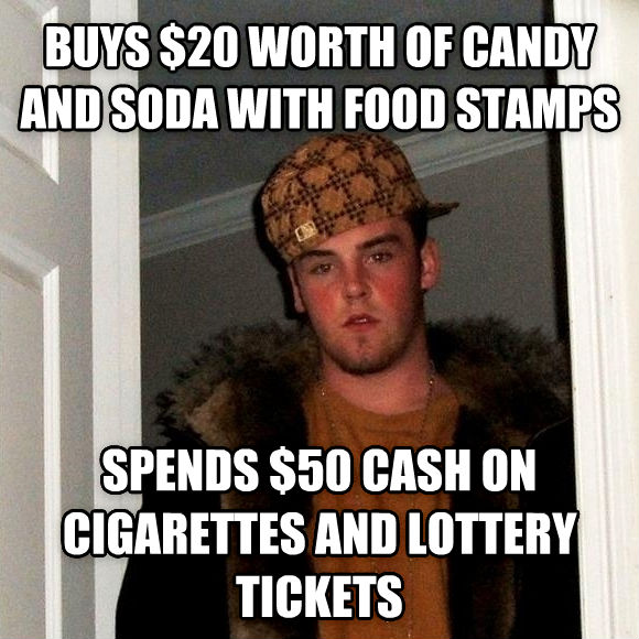 Food Stamps And Soda