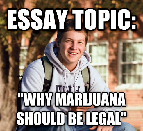 medicinal marijuana should be legal essay Medicinal marijuana is a safe and natural medicine for the appropriate conditions in the united states, marijuana is listed as a.