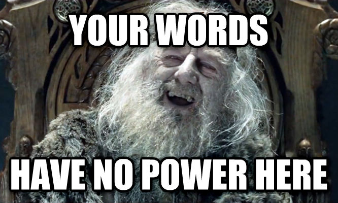 MRW childfree nerds try to bandwagon me, subsequently acting