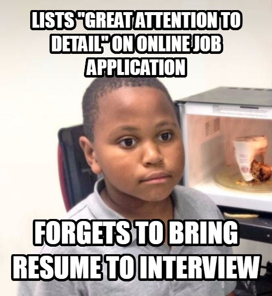 How to Describe Attention to Detail in a Resume