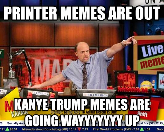 The current state of memes