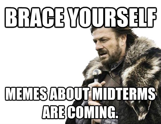 brace yourself même