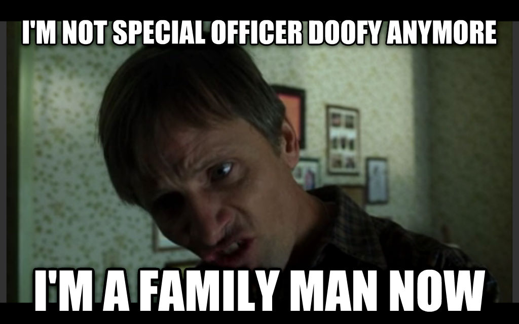 Scary Movie Meme Retired Special Officer Doofy