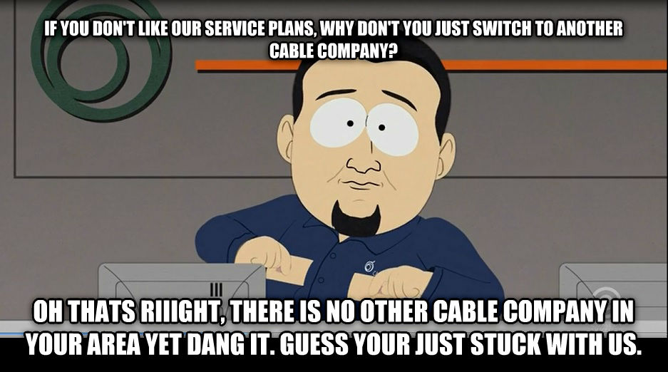 south park cable guy
