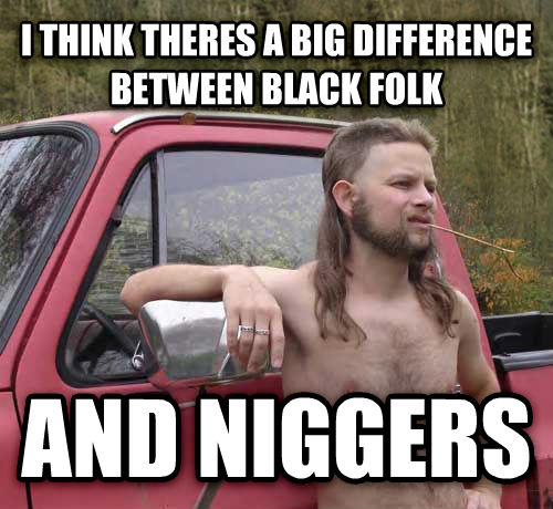 Almost politically correct redneck meme generator