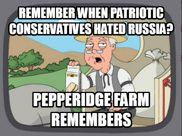 Image result for pepperidge farms remembers when russia